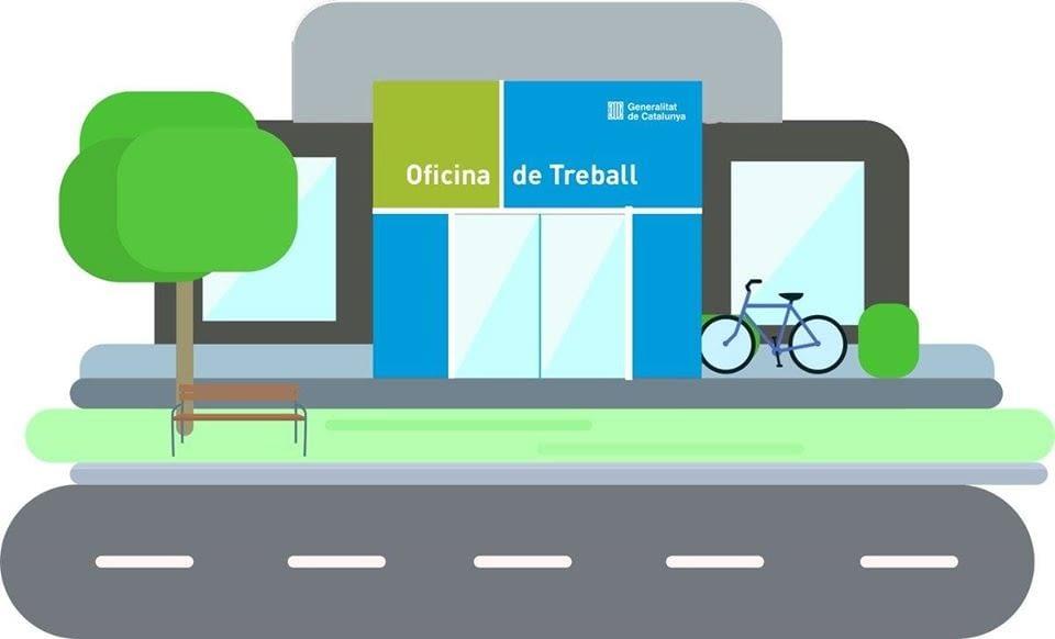 A partir d'avui ja estan obertes al públic les Oficines de Treball de tota la província de Lleida!