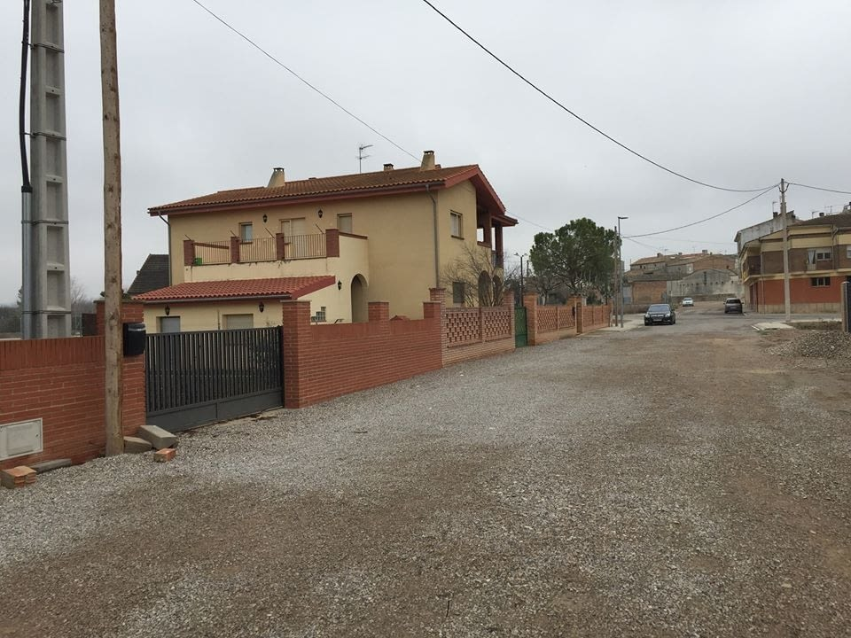 Els Serveis Tècnics Comarcals han redactat el projecte d'urbanització del C/ Miquel Martí i Pol de Castellserà