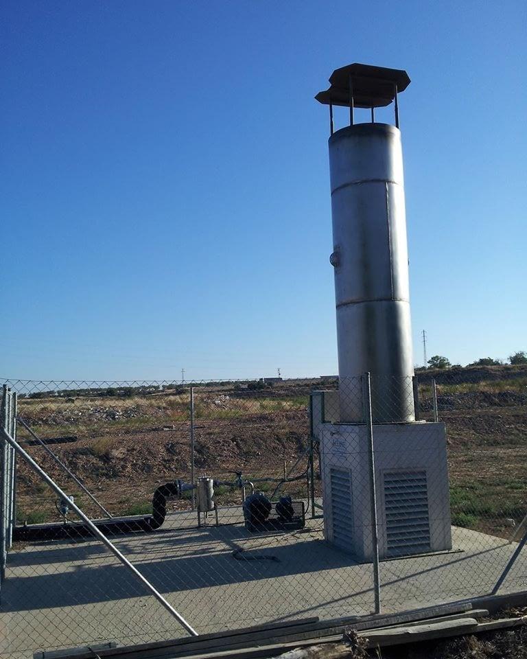 L'abocador de residus urbans de l'Urgell ha emès 120 tones de metà i 286 de Co2 durant el 2019.