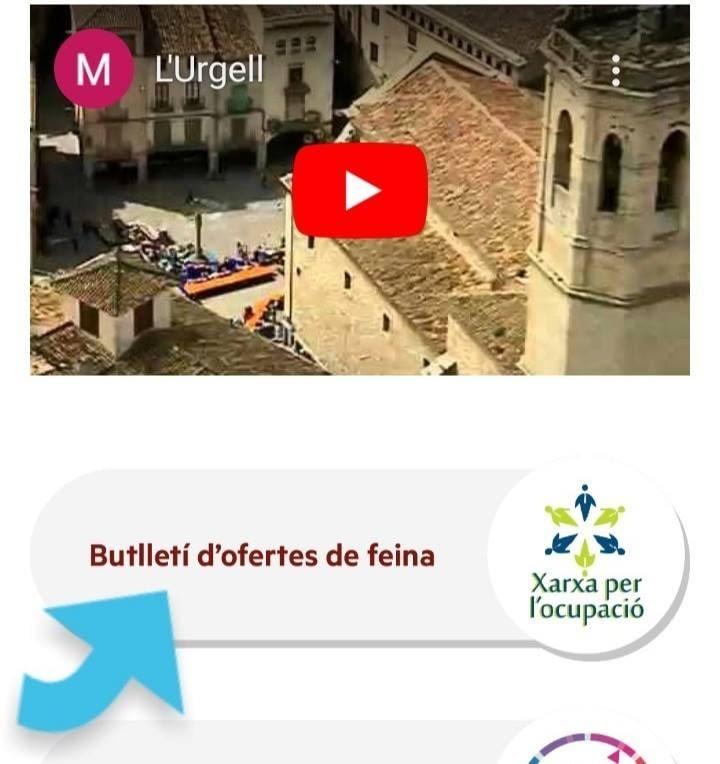 Consulteu el butlletí d'ofertes de feina de la Xarxa per l'Ocupació de l'Urgell.