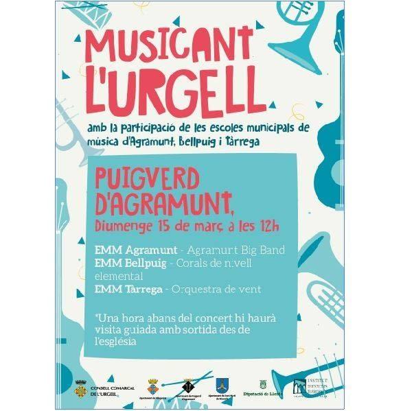 Et perdràs el cicle Musicant l'Urgell?