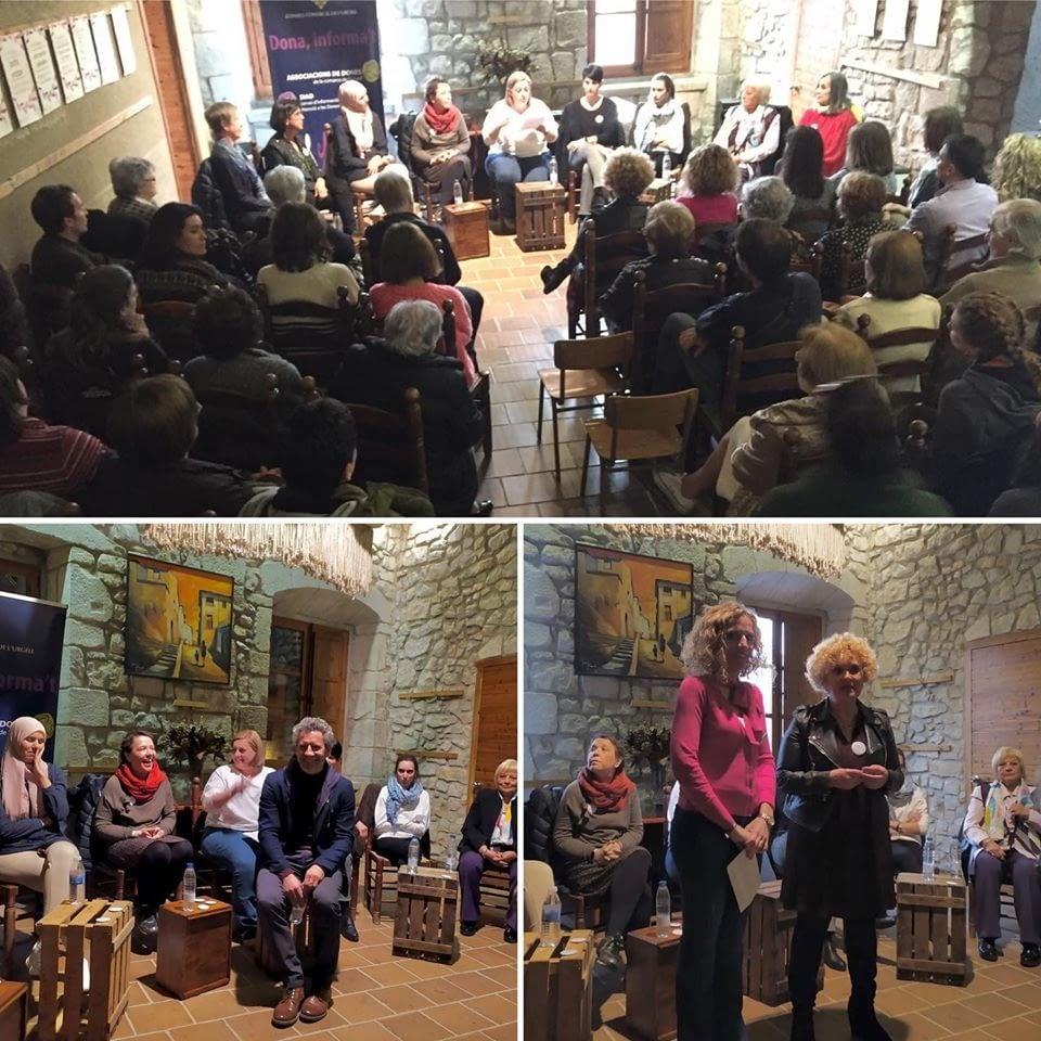 Belianes ha acollit l'acte comarcal de commemoració del Dia Internacional de les Dones