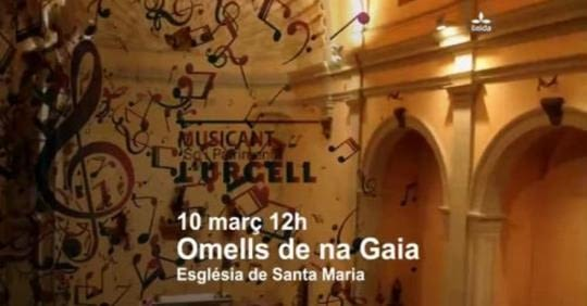 MUSICANT L'URGELL. SO I PATRIMONI – OMELLS DE NA GAIA