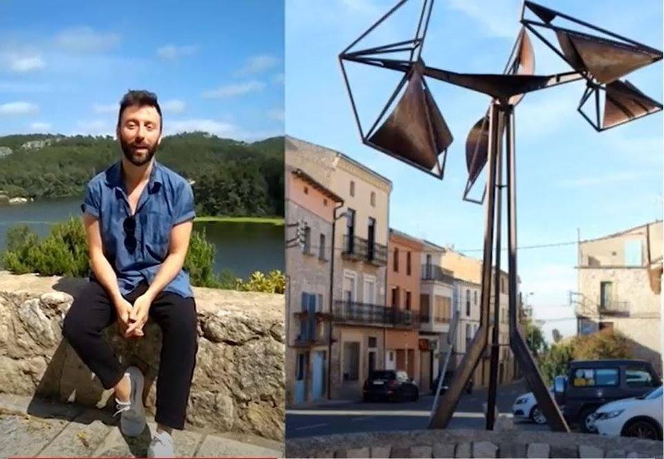 L'actor Dafnis Balduz, ens parla de Belianes i dels seus bons records