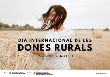 Avui se celebra el Dia Internacional de les DonesRurals