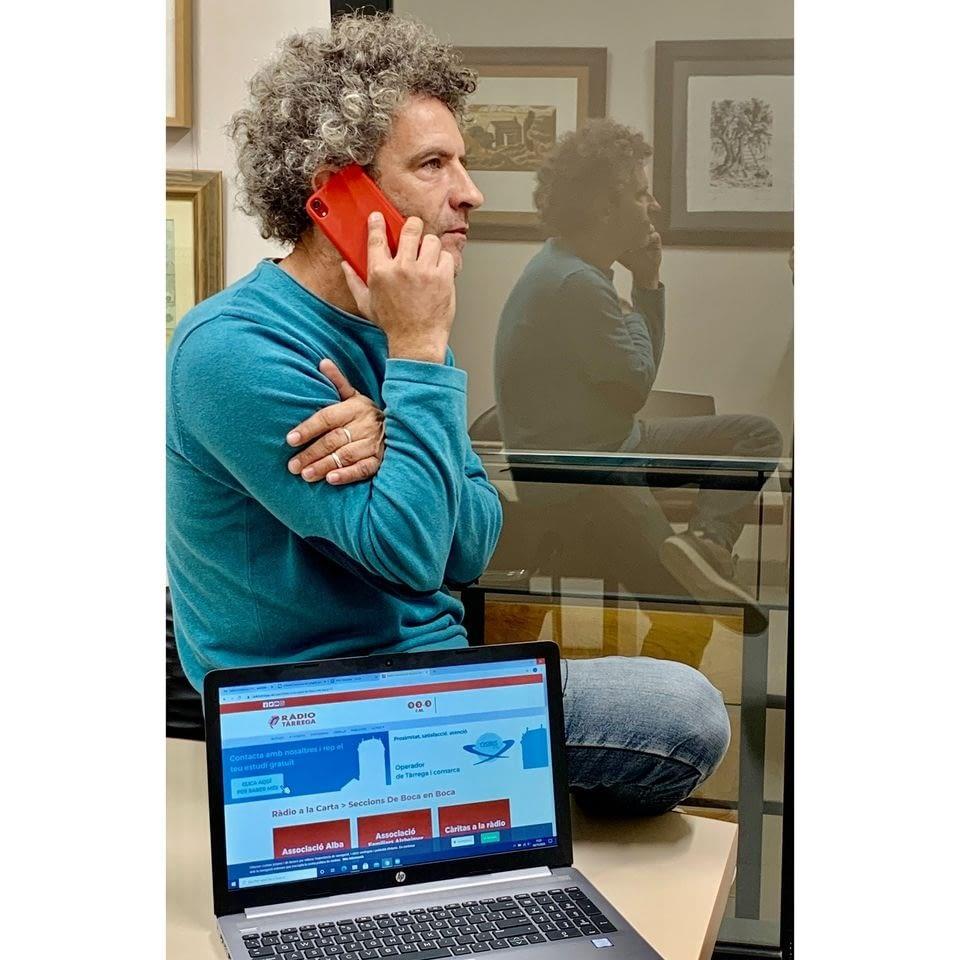 Entrevista de Ràdio Tàrrega, en la secció del Boca en boca amb el president del Consell Comarcal de l'Urgell, Gerard Balcells.