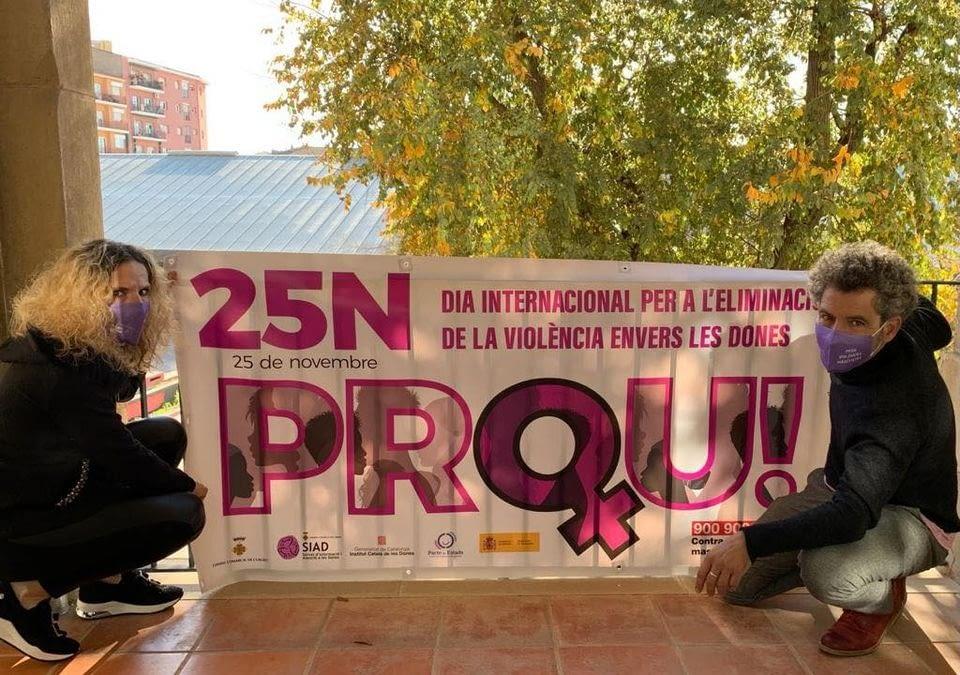 Dia internacional per a l'eliminació de la violència contra les dones