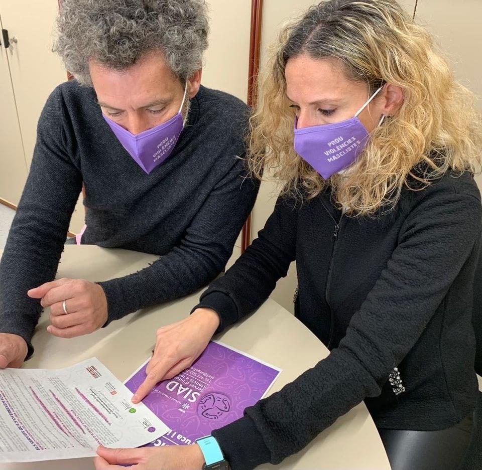 El SIAD de l'Urgell, servei gratuït i confidencial d'assessorament legal i psicològic adreçat a les dones