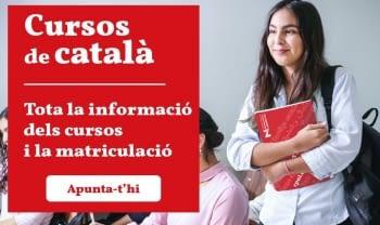 Obrim període d'inscripció als cursos de català