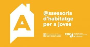 Des de @joventutcat s'orienta a les #personesjoves amb dificultats per fer front a les despeses d'habitatge
