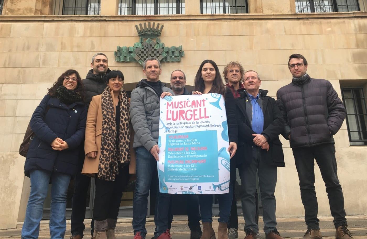 EL 2020 ACULL UNA NOVA EDICIÓ DEL MUSICANT L'URGELL