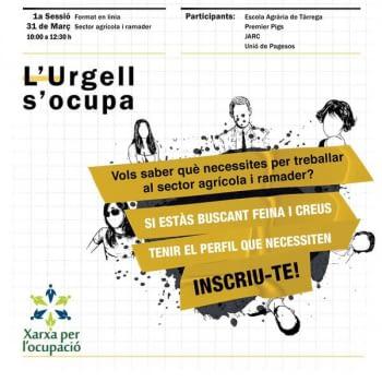 I Jornada de L'URGELL S'OCUPA