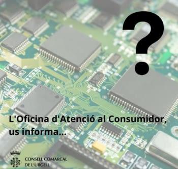 El Ministeri de Consum va anunciar la creació d'un segell per classificar els productes elèctrics i electrònics