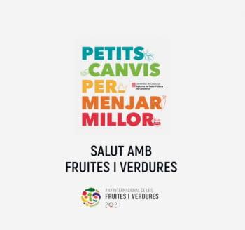 Sabíeu que aquest 2021 és l'Any Internacional de les Fruites i Verdures??