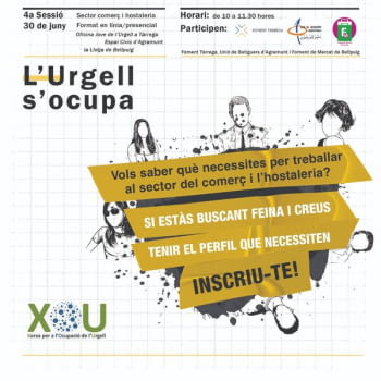 4a Jornada de L'URGELL S'OCUPA