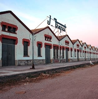 Museu de la mecanització agrària Cal Trepat de Tàrrega