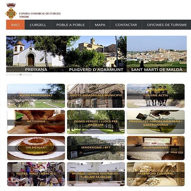 Turisme a l'Urgell