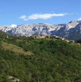 El camí de Sant Jaume en el seu pas per l'Urgell