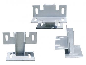 Herraje soporte mando interruptor-seccionador