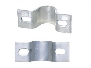 Brida de aluminio cable 150