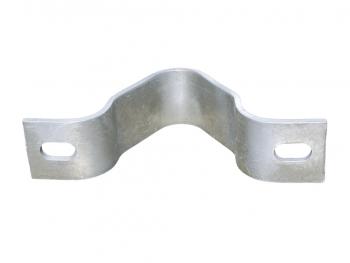 Brida de aluminio cable 240