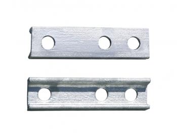 Herrajes soporte seccionador