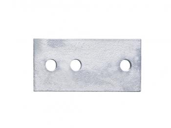Arandela rectangular