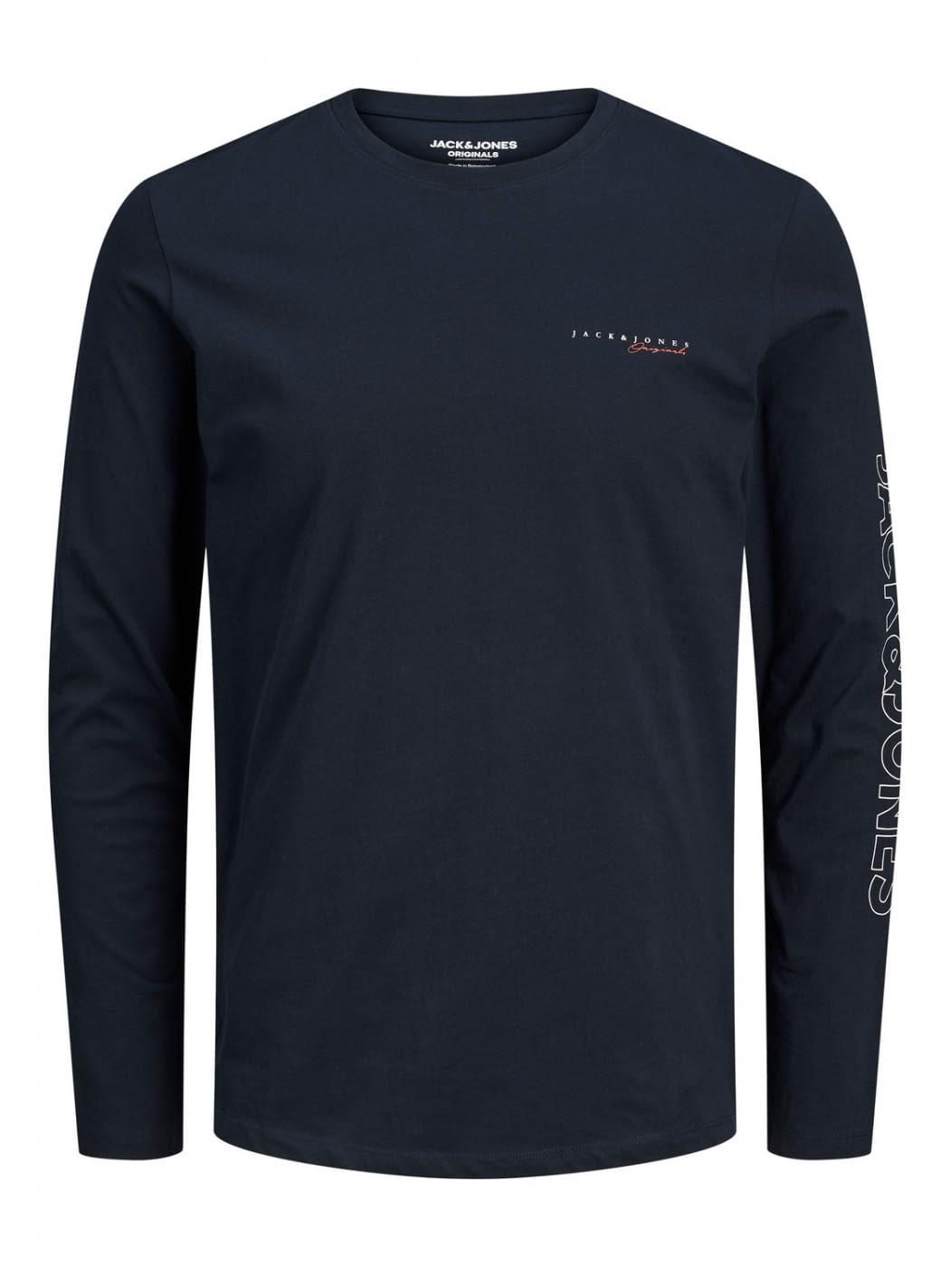 JORCLAYTON camiseta manga larga