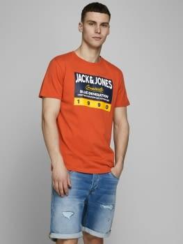 JORTONNI camiseta manga corta con logotipo - 3