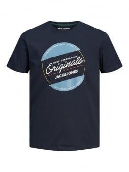 JORTONNI camiseta manga corta con logotipo - 1