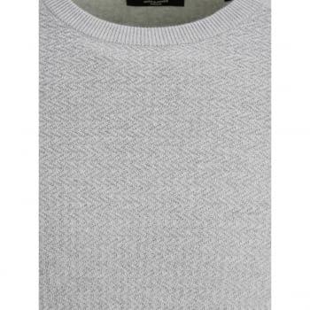 JPRBLAADAM jersey texturizado con cuello redondo - 2