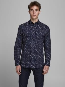 JPRBLABLACKPOOL camisa manga larga de flores - 2