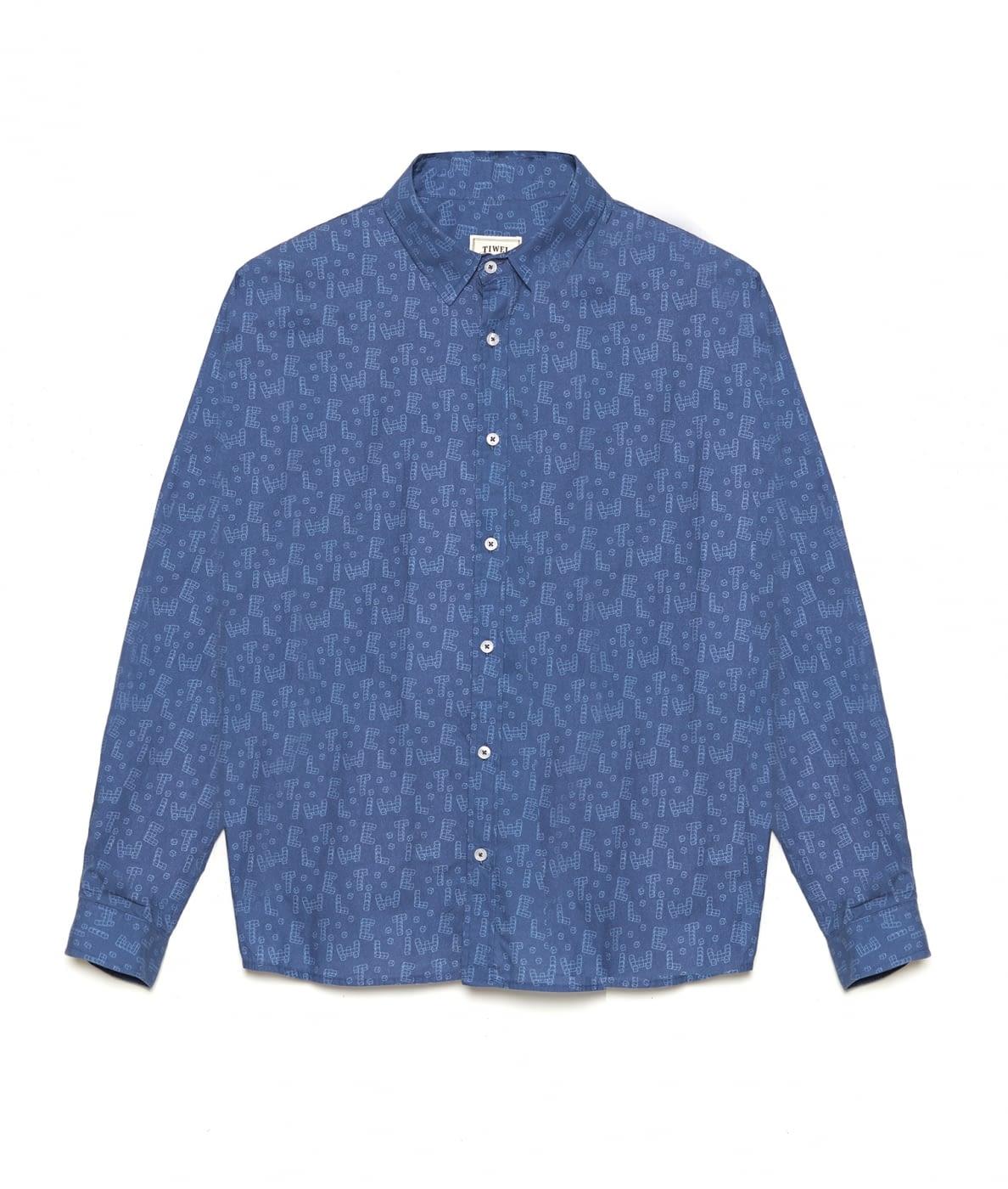 TIWEL Camisa manga larga Cubix