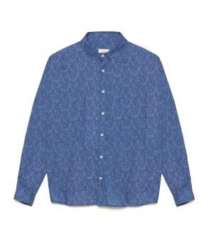 Camisa manga larga CUBIX