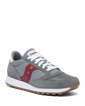Jazz original vintage grey/red - 2