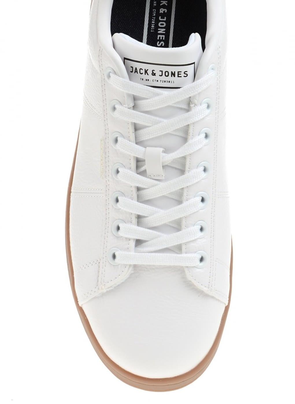 Sneaker Jfwbane pu gum bright white