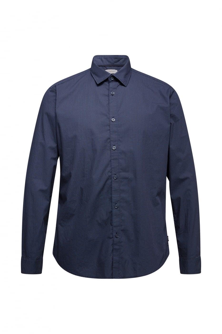 ESPRIT camisa manga larga