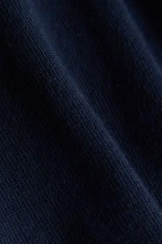 Jersey de cuello vuelto con cachemir - 4