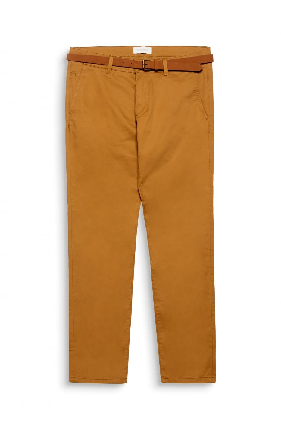 Pantalon chino de algodón elástico