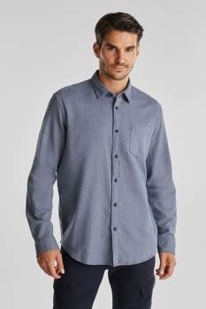 Camisa hombre manga larga - 1