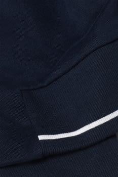 Cárdigan de felpa en 100% algodón - 4