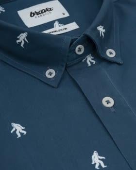 Camisa manga larga Yeti