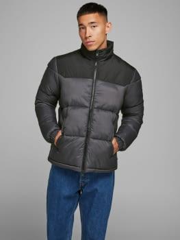 JACK & JONES chaqueta JJDREW PUFFER COLLAR - 2