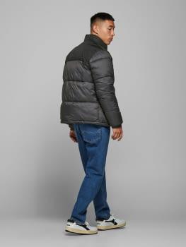 JACK & JONES chaqueta JJDREW PUFFER COLLAR - 3