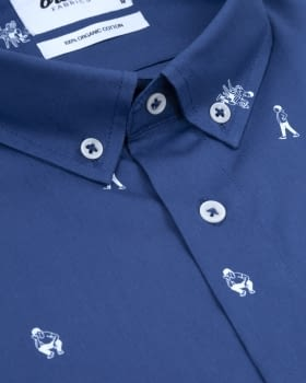 Camisa manga larga Akito Walking