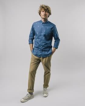 Camisa manga larga Akito Walking - 3