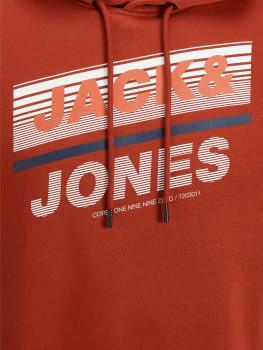 JACK & JONES sudadera con capucha JCOCHRIS - 2