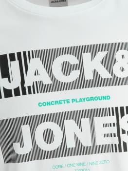 JACK & JONES camiseta manga corta JCOCHRIS - 3