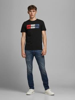 JACK & JONES camiseta manga corta JJECORP LOGO - 7
