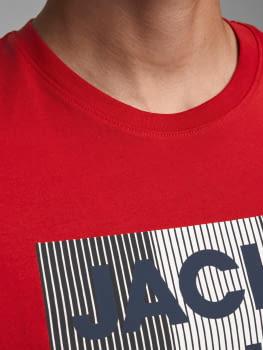 JACK & JONES camiseta manga corta JJECORP LOGO - 5